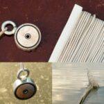 Magnet fishing: Novodobá zábava k vodě pro lovce pokladů