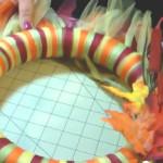 Jak vyrobit krásný podzimní věnec na dveře, který vydrží